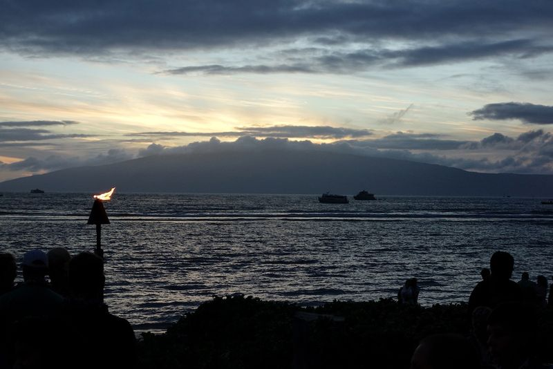 Maui Sunset  137 copy